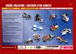 The history of the israelo-palestinian conflict.